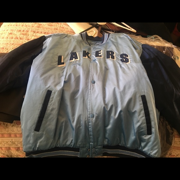 G-III & CARL BANKS Other - CLASSIC LAKERS JACKET..